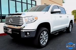 Toyota Tundra Limited CrewMax 2016