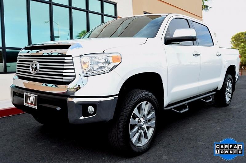 2016 Toyota Tundra Limited CrewMax