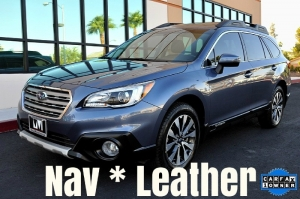 Subaru Outback Limited - Navigation - Moonroof 2015