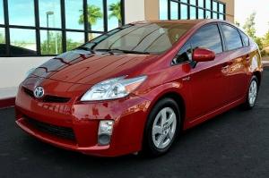 Toyota Prius IV - Navigation - Reverse Cam 2010