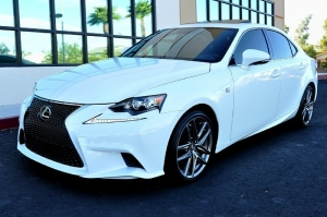 Lexus IS250 F Sport - Navigation 2014