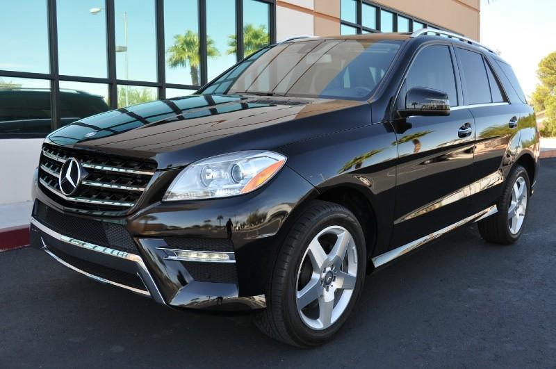2014 Mercedes-Benz ML350 Premium - Navigation