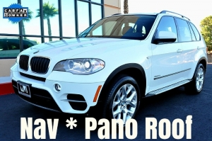 BMW X5 35i AWD - Premium 2013