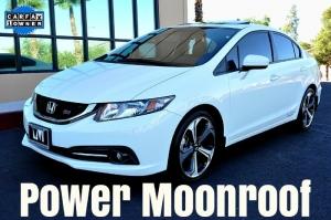 Honda Civic Si - Power Moonroof 2015