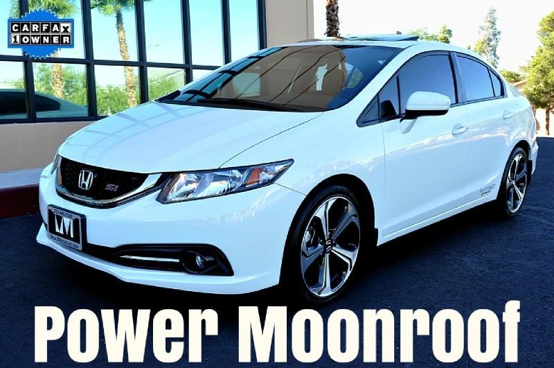 2015 Honda Civic Si - Power Moonroof