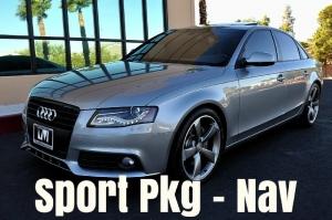 Audi A4 Premium Plus - Navigation 2011
