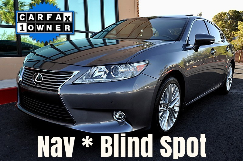 2015 Lexus ES 350 * Navigation * Heated/Cooled Seats
