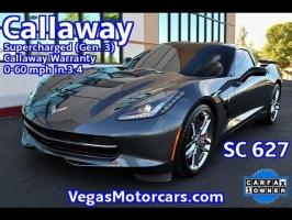 Chevrolet Corvette CALLAWAY 627 2014