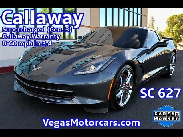 2014 Chevrolet Corvette CALLAWAY 627