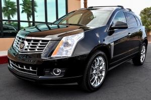 Cadillac SRX AWD 2014