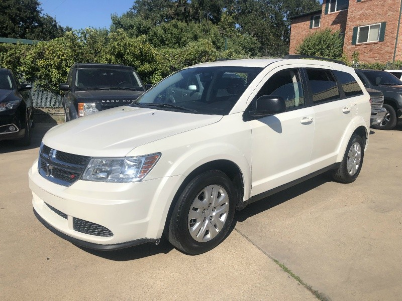 Dodge Journey 2017 price $10,999