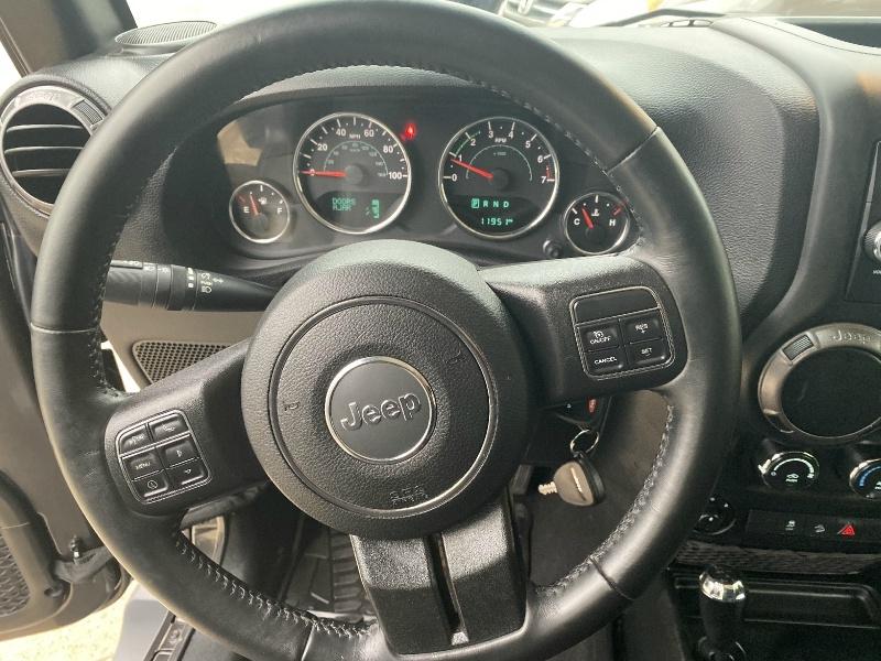 Jeep Wrangler JK Unlimited 2018 price $23,995