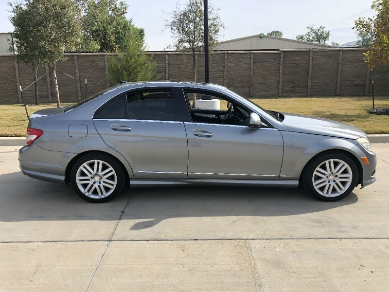 Mercedes-Benz C-Class 2008 price $4,995