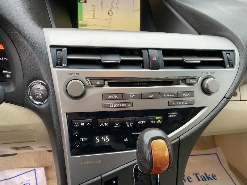 Lexus RX 350 2010 price $11,495