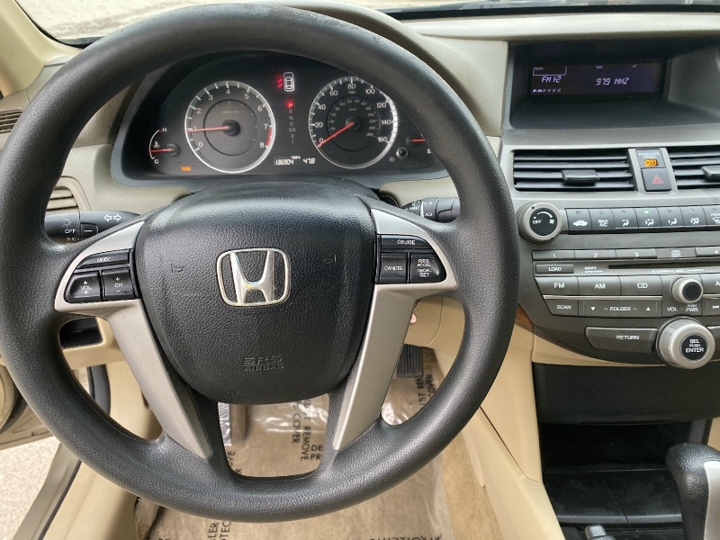 Honda Accord Sdn 2010 price $5,995