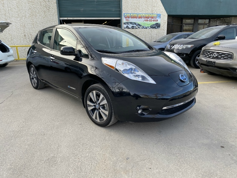 Nissan LEAF 2014 price $9,400
