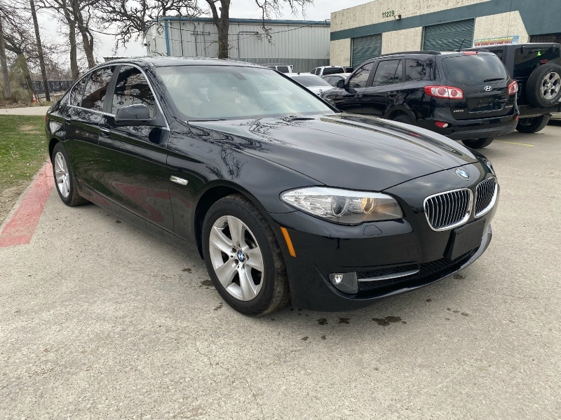 BMW 5-Series 2011 price $7,900