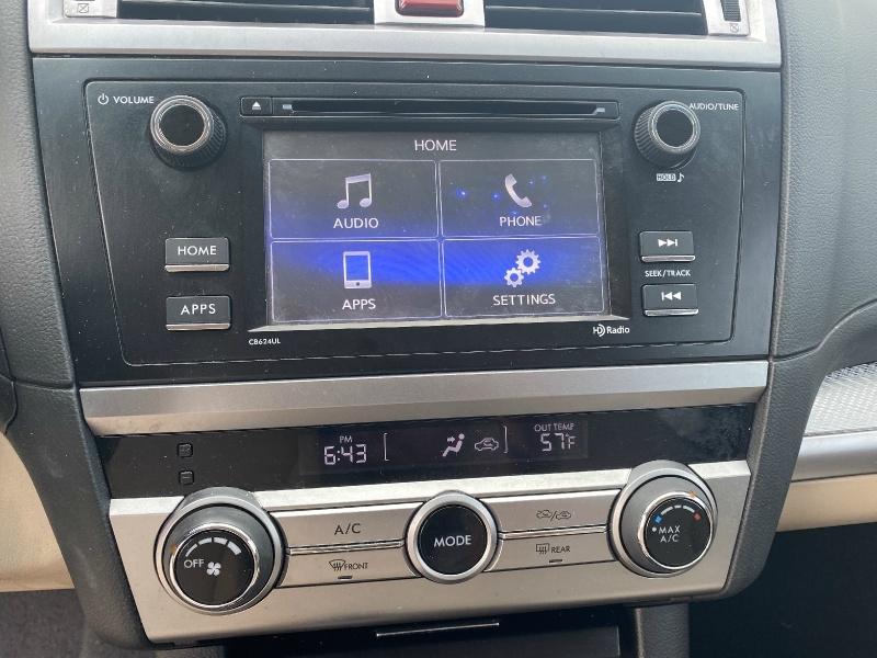 Subaru Outback 2015 price $11,650