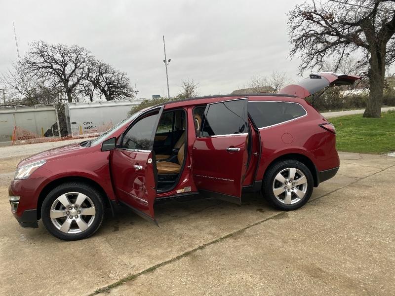 Chevrolet Traverse 2014 price $11,999