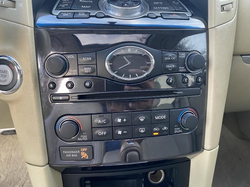 Infiniti FX35 2011 price $10,995