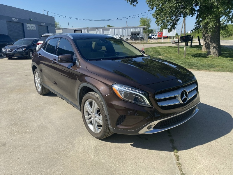 Mercedes-Benz GLA 2017 price $17,995