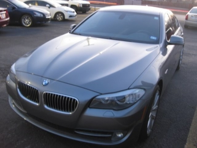 2012 BMW 535i Sedan 31,000 Miles, Navigation, One Owner, Clean Title, Call Today!