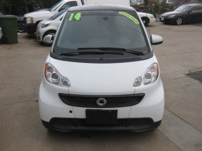 2014 Smart Fortwo Coupe Pure 18K Original Miles, One Owner Clean Carfax, Warranty Included, Call Tod