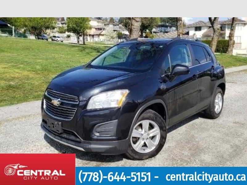 Chevrolet Trax 2013 price $10,999