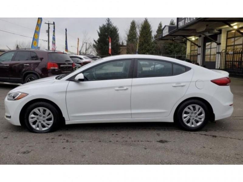 Hyundai Elantra 2017 price $15,888