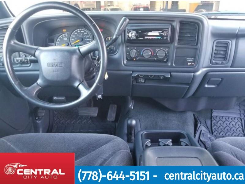 GMC New Sierra 2500 2000 price $9,995