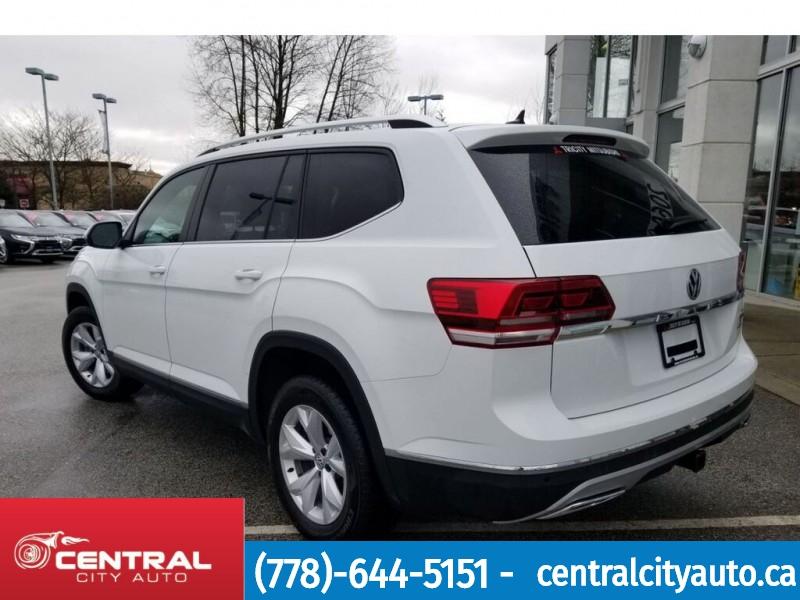 Volkswagen Atlas 2019 price $41,995