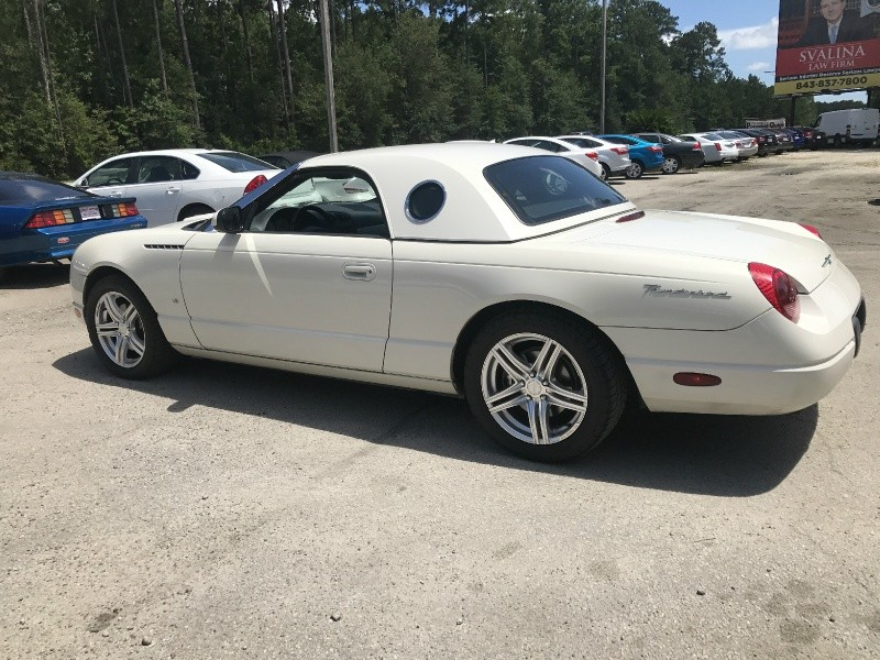 Ford Thunderbird 2003 price $8,995