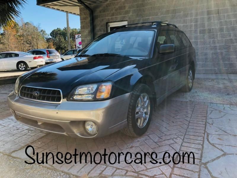 Subaru Legacy Wagon (Natl) 2004 price $3,995 Cash