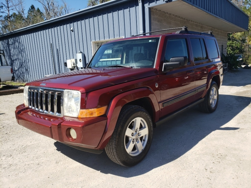 Jeep Commander 2007 price CALL FOR PRICE