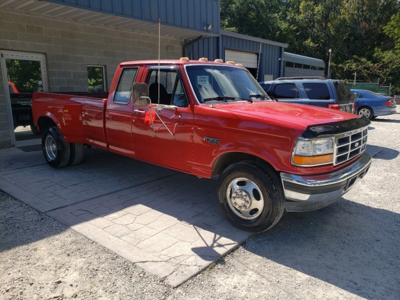 Ford Super Duty F-350 DRW 1993 price $7,495