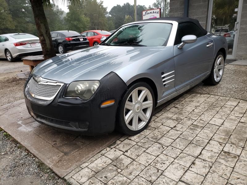 Chrysler Crossfire 2005 price $4,995 Cash
