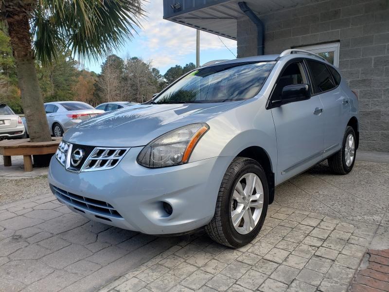 Nissan Rogue Select 2015 price $14,995