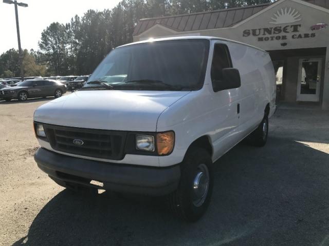 2006 Ford Econoline Cargo Van
