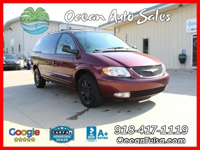 2001 Chrysler Town & Country *73k* Original Miles, Leather, No Engine Lights