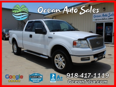2004 Ford F-150 Supercab Lariat 4WD