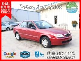 Mazda Protege 2001
