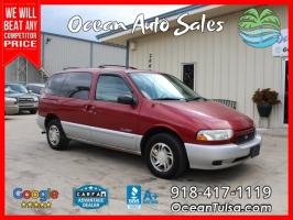 Nissan Quest 2000