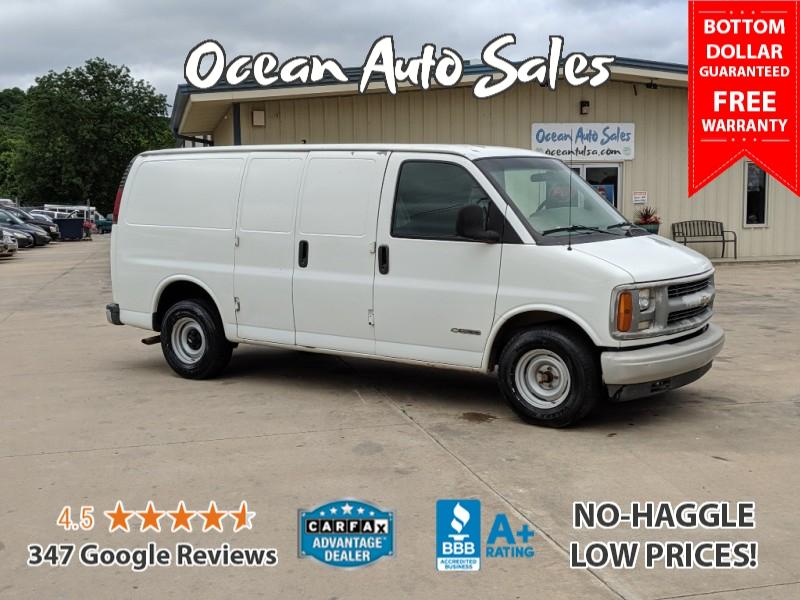 Chevrolet Express Cargo Van 2000 price $4,500 Cash
