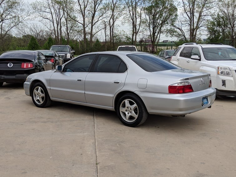 Acura TL 2002 price $2,500 Cash