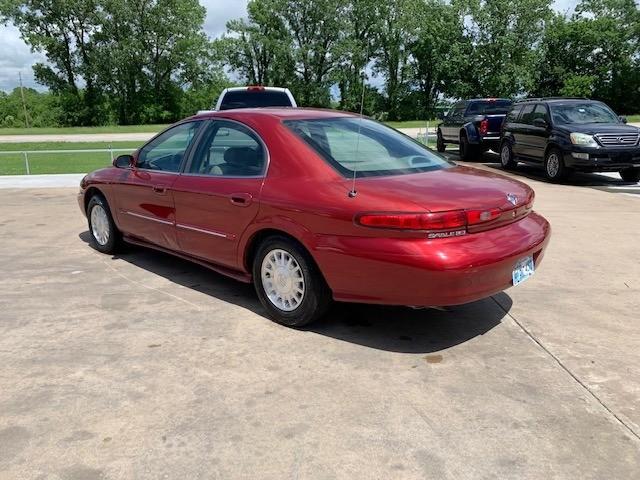 Mercury Sable 1999 price $2,500 Cash