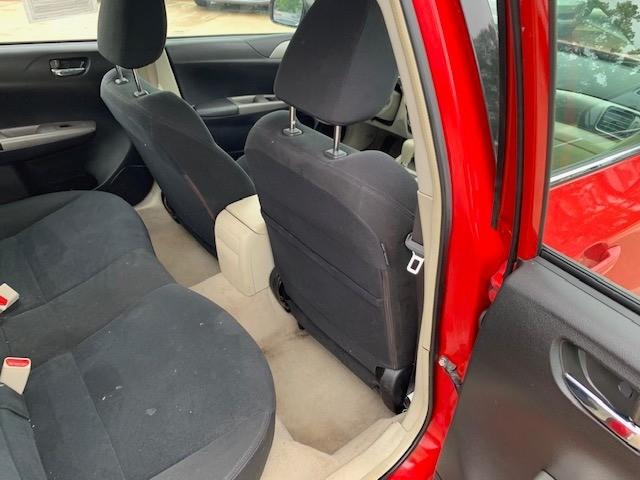 Subaru Impreza Sedan 2008 price $7,000