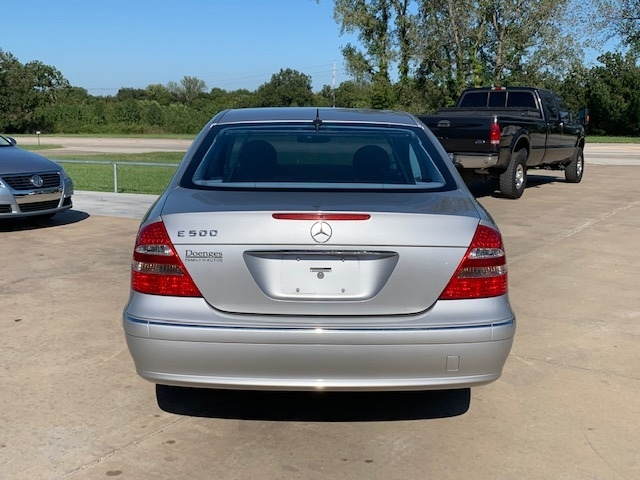 Mercedes-Benz E-Class 2004 price $5,500 Cash