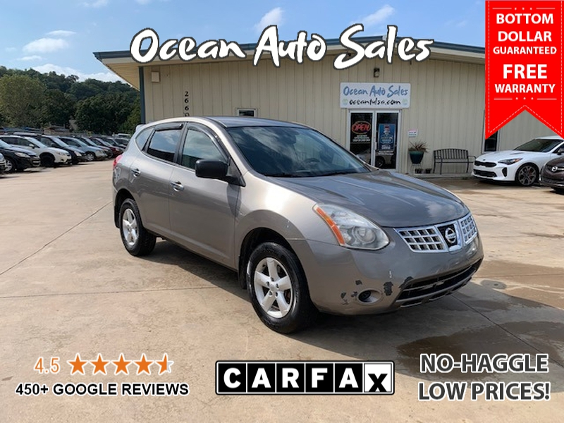 Nissan Rogue 2010 price $4,000 Cash