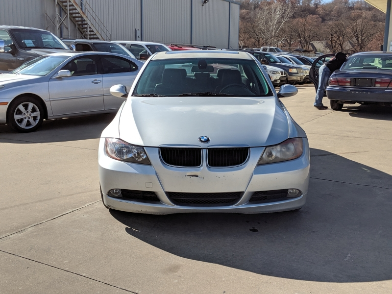 BMW 3-Series 2007 price $3,500 Cash
