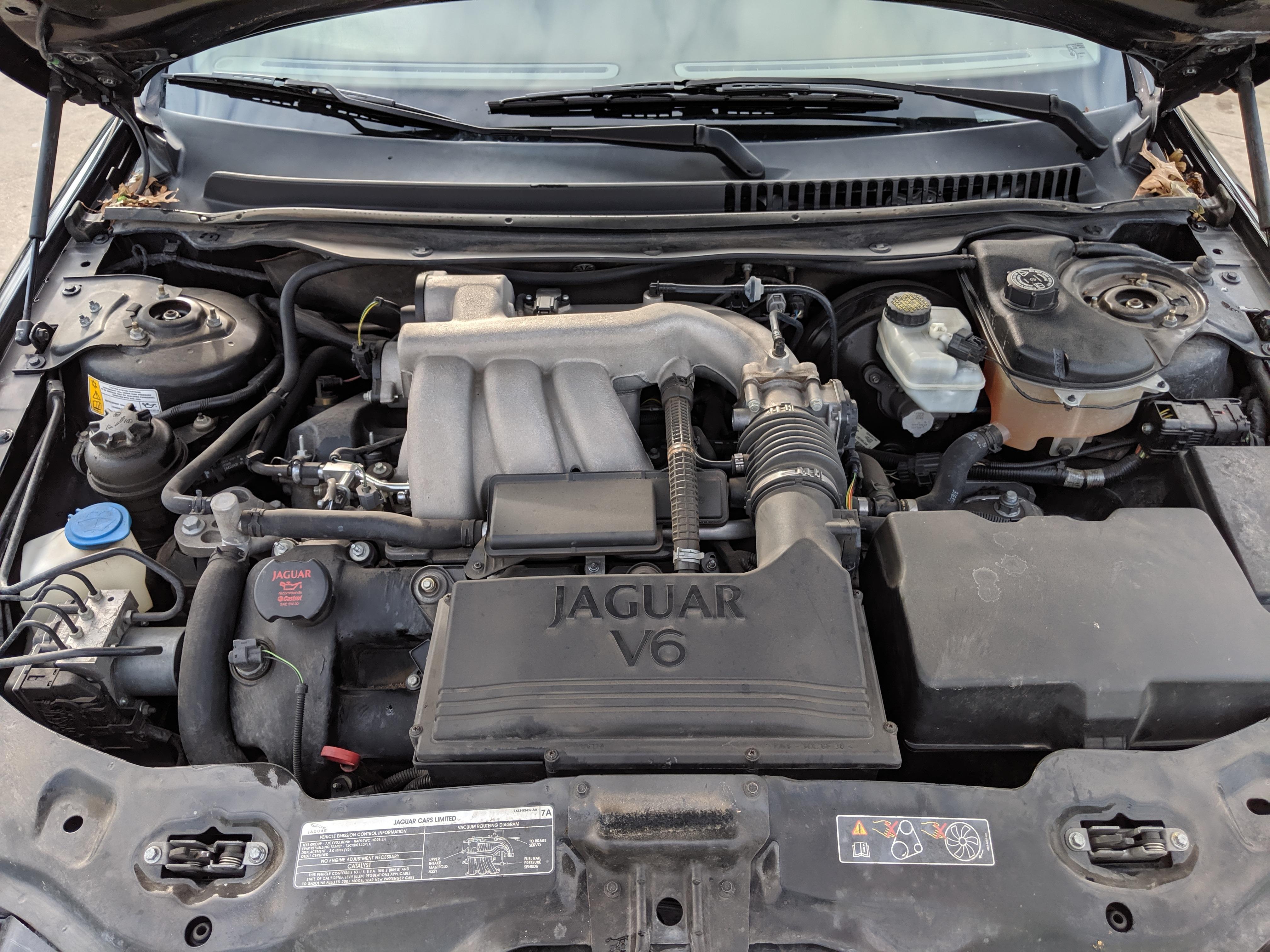 2007 Jaguar X-TYPE 4dr Sdn on jaguar s type parts console, jaguar parts diagram, jaguar s type wiring diagram, jaguar xj8 timing chain diagram, jaguar xj6 fuel pump diagram, 1998 jaguar xj8 cooling system diagram, jaguar radio wire harness diagram,